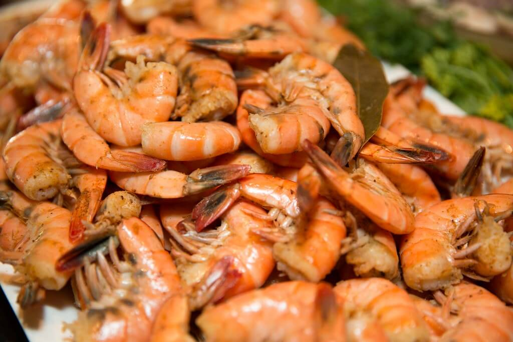 Spiced Shrimp